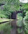 High Bridge near Norbury, Staffordshire - geograph.org.uk - 1390306.jpg