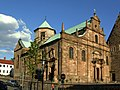 Hildesheim Kirche Kreuz.JPG
