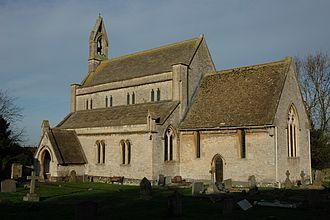 Hillesley - Hillesley church