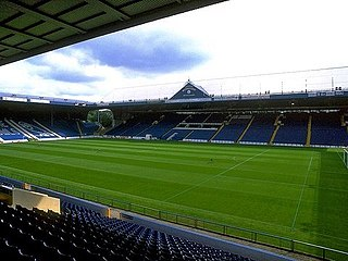 Hillsborough Stadium stadium in Sheffield, England