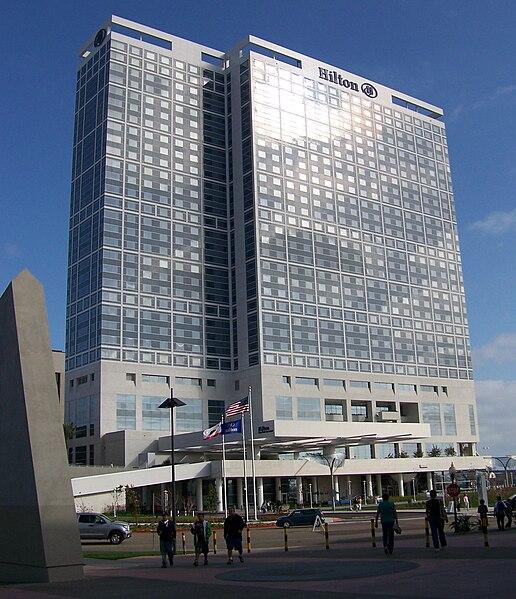 Hilton Hotel Near Madame Tubauds London