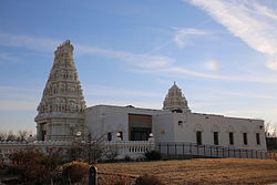 Hindu Temple and Cultural Center of Madrid Iowa United States.jpg