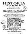 Historia general de aves y animales 1621 Aristóteles.jpg