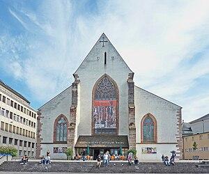 Basel Historical Museum - Basel Historical Museum - Barfüsserkirche.