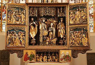 Schwabacher Altar