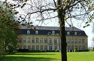 Lanaken - Hocht Abbey at Lanaken