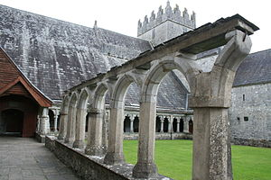 Holy Cross Abbey - Image: Holy Cross Abbey 02