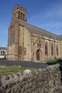 Holy Trinity Church, Blackpool Church in Lancashire, England
