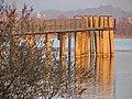 Holzbrücke - Seedamm Hurden 2011-11-14 16-13-24 (SX230HS).JPG
