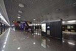 Hongqiao Airport Terminal 2 Station Line 10 Platform.jpg