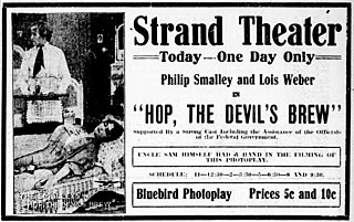 <i>Hop, the Devils Brew</i> 1916 film