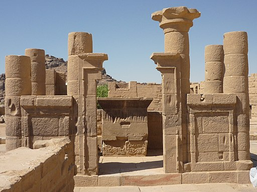 Horus temple Philae