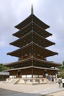 Pagoda Tiered towers in East and Southeast Asia