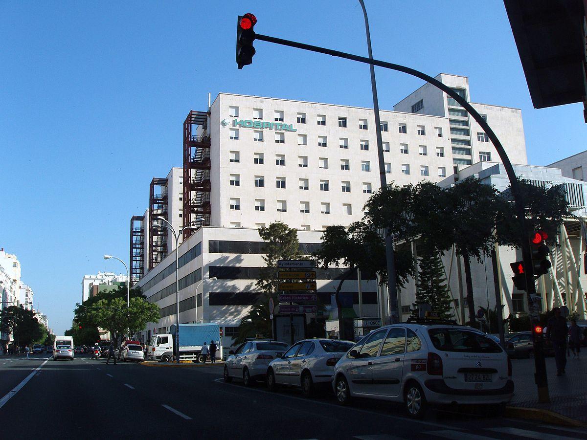 Hospital Universitario Puerta Del Mar Wikipedia La