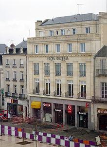 Quick Poitiers Centre Ville Contrat Etudiant