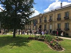 L'hôtel de ville de Houilles.