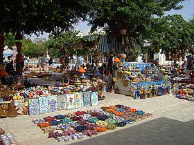 المغرب العربي تونس_حومة السوق