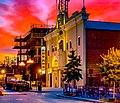 Howard Theatre at Dawn, Washington, D.C., U.S.A.jpg