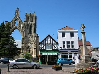 Howden market town and civil parish in Yorkshire, England