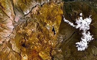 Huambo volcanic field