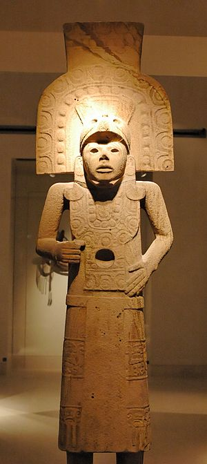 Huastec people - Huastec statue from the Tampico Region, 14th–16th centuries