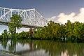 Huey P. Long Bridge at night (Baton Rouge, Louisiana).jpg