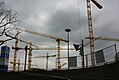 Huge construction - +15 cranes (not fit all into the photo) Stuttgart - Germany (8917179967).jpg
