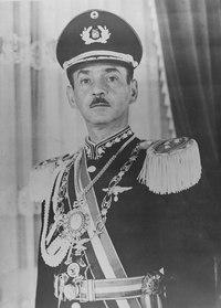 Hugo Banzer Suarez, General, Presidente da Bolívia..tif