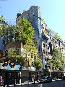 Hundertwasserhaus 2007