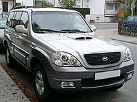 Hyundai Terracan thumbnail