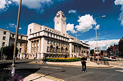 Parkinson Building, University of Leeds