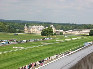 Chantilly Racecourse - Image: IMG 0933