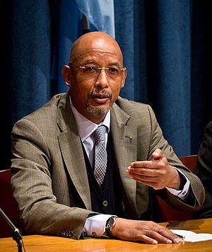 Ibrahim Hassane Mayaki - Ibrahim Hassane Mayaki
