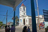"""Iglesia Parroquial """"Nuestra Señora del Carmen"""" de Manicaragua.jpg"""