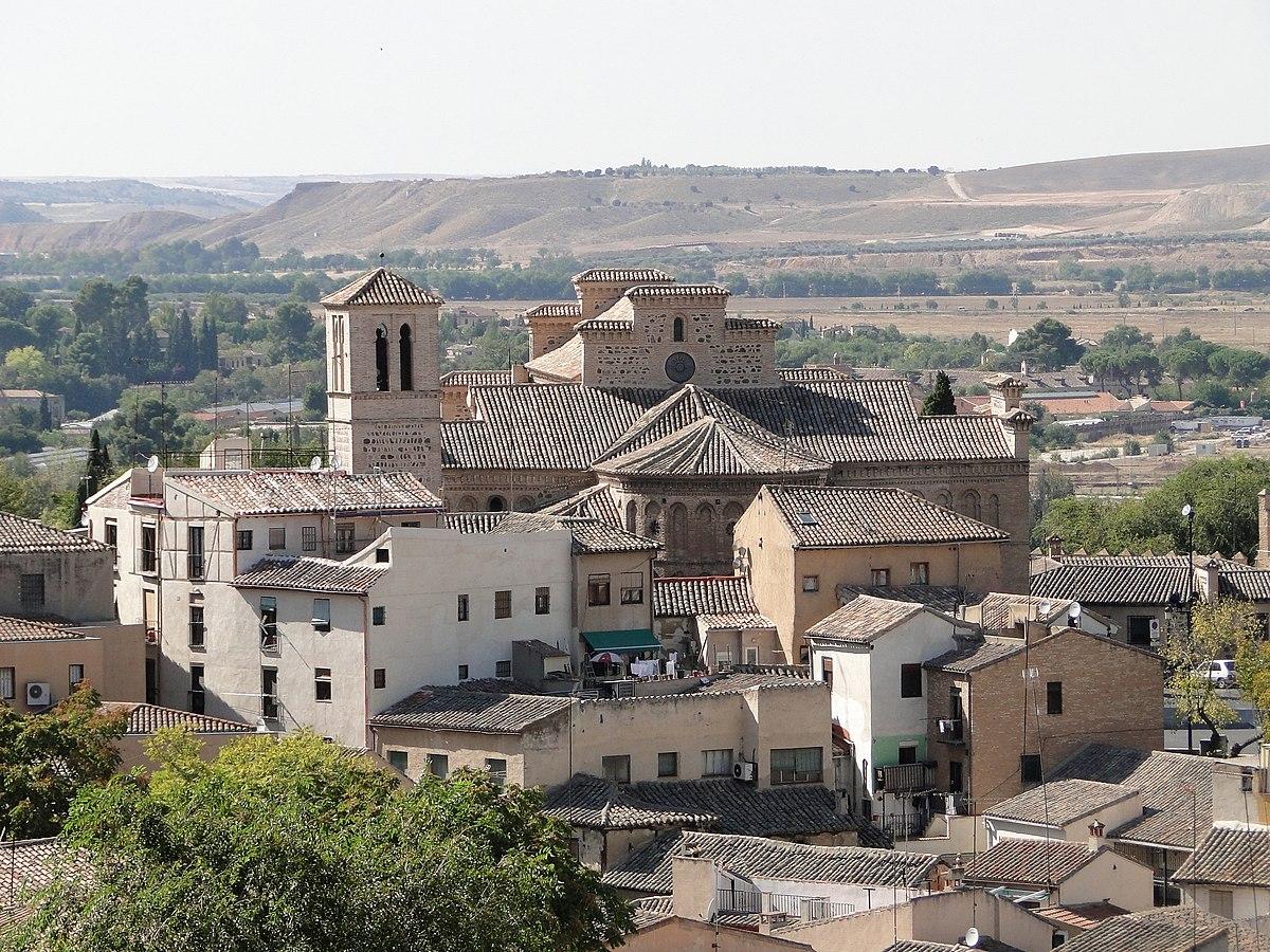 Iglesia de Santiago del Arrabal, Toledo - Wikipedia