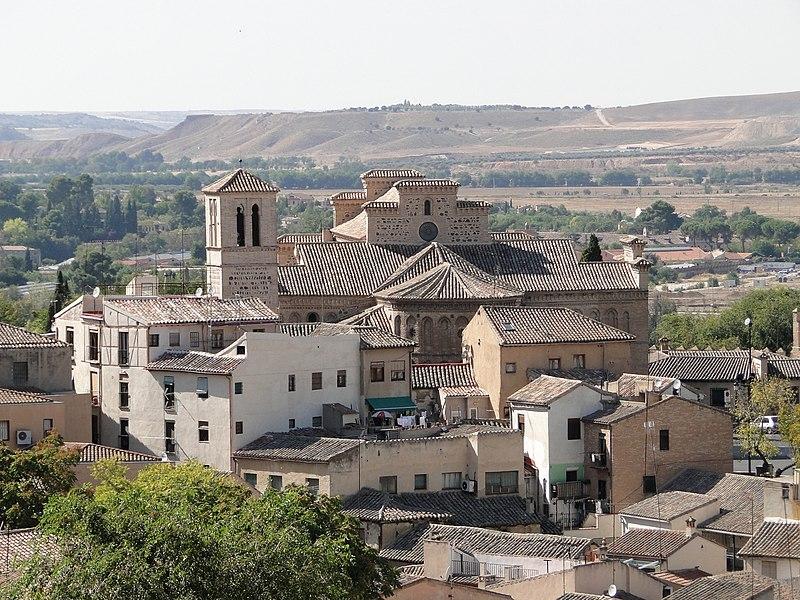 File:Iglesia Santiago del Arrabal, Toledo.jpg