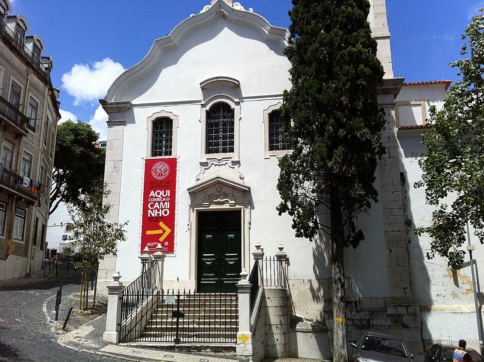 Igreja de Santiago de Lisboa
