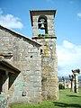 Igrexa de Santa Eulalia de Lubre - 04 - Campanario.JPG