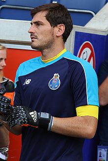 Iker Casillas 2015-07.jpg