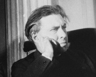 Ilya Ehrenburg - Ilya Ehrenburg in 1943