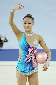 Incheon AsianGames Gymnastics Rhythmic 18.jpg