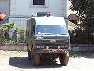 India army SwarajT3500 2007 front