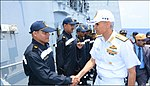 Indian Navy Vice Admiral Karambir Singh visits INS Sahyadri off the coast of Hawaii (2).jpg