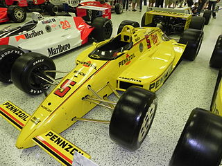 1988 Indianapolis 500 72nd running of the Indianapolis 500 motor race