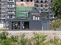 Information container at Spandauer Speicher Ballett construction site.jpg