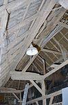 int. schuur, kapconstructie, overzicht - ulvenhout - 20320059 - rce
