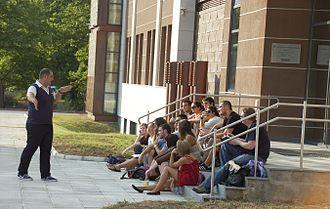 American University in Bulgaria - Interactive Teaching