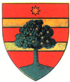 Coat of arms of Județul Mureș