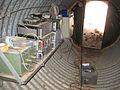 Interior view of Auxiliary Seismic Station AS028 Arta Tunnel Djibouti (13286104855).jpg