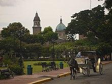 Plaza Moriones (Fort Santiago)